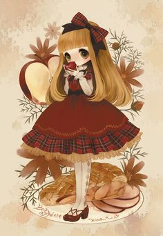 Girls who are sugar and spice... and something lovely appears。.。:+* ゚ ゜゚  That kind of romantic and sweet image is represented in Lolita fashion. It's a type of fashion that incorporates a lot of lace and ribbon. Today's Spotlight was suggested by しろつな! Check out the illustrations!