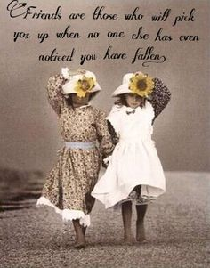 Will you pick up others when no one else has noticed they've fallen? mwordsandthechristianwoman.com