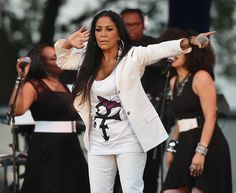 """Sheila E.'s album """"Iconic"""" is made up of cover versions of politically charged tunes close to her heart. Photo: Catherine Avalone, Catherine Avalone/New Haven Register Prince Girl, Parliament Funkadelic, Curtis Mayfield, Sheila E, The Artist Prince, The Family Stone, Major Events, Marvin Gaye, Everything Changes"""