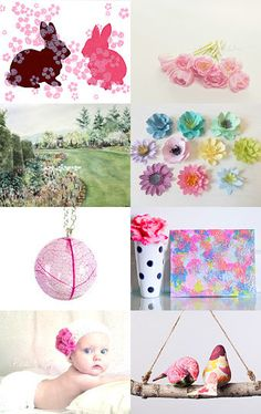 Spring Forward by Pamela Whitlow on Etsy--Pinned with TreasuryPin.com
