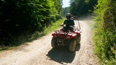 Family Atv Trip Through The Hatfield Mccoy Trails Places I Want To