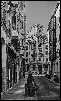 Calle del Val - Valladolid, Spain