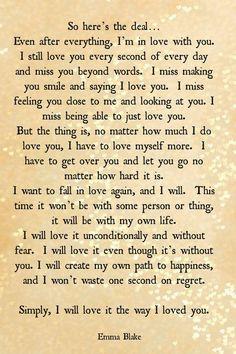 break+up+quote+getting+over+someone+love+quote+regret+fear+heartbreak+heart+broken+Broken+Hearted+Girl+by+Emma+Blake.jpg 1.066×1.600 pixels