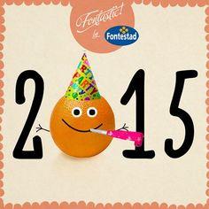 ¡Por un 2015 lleno de optimismo y vitalidad!