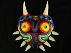 Majora's Mask by Camille Young