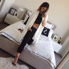 klasszik: The outfit.