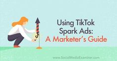 Learn why #TikTok spark ads are important and how to use them to amplify user-generated content that mentions your business, products, or services. Pinterest Advertising, Online Advertising, Online Marketing, Social Media Marketing, Video Caption, Best Time To Post, Viral Videos, Ads, Learning