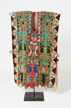 #Yoruba #Beaded #Art #Nigeria #Africa #style #fashion #costume #masquerade #Egungun