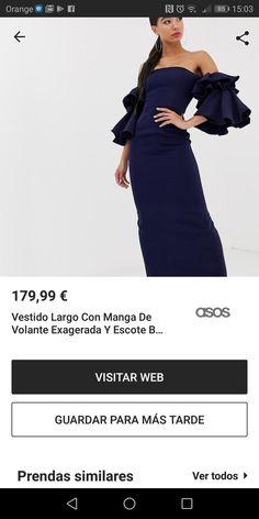 10158f981a 8 excelentes imágenes de Rojo Carmesí convertible dress ...