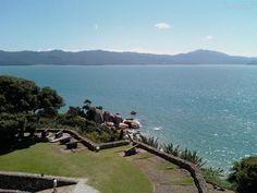 Praia do Forte, Florianópolis, Santa Catarina, Brasil.
