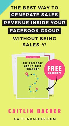 The best way way to generate sales revenue inside your Facebook Group without being sales-y. We're discussing: How to create a FB group environment where your members actually WANT to be sold to, The huge mindset shift I had to make after a failed launch that changed EVERYTHING, The #1 mistake people make when they launch to their Facebook group and Why you need to play the long game in order to SCALE your launch. #facebook #facebookgroup #socialmedia #marketing