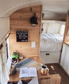 Tiny House Movement, Van Living, Tiny House Living, Living Room, Camper Life, Camper Van, Bus Life, Kombi Home, Caravan Renovation