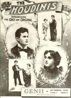 1940's Geni magazine reprint of Metamorphosis poster