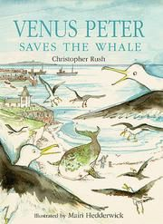 Venus Peter Saves the Whale is by a wonderful former English teacher of mine - very definitely added to the wish list!