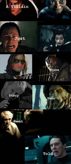 Movie villains