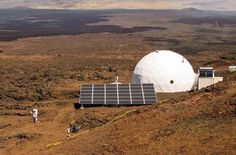 Life on Mars: Dome in Hawaii Where Humans Prepare for the Red Planet [Video] .. http://www.themediawaves.website/2015/10/life-on-mars-dome-in-hawaii-where.html