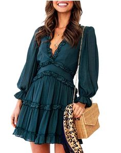 With these 18 rehearsal dinner dress ideas, you'll look like a million bucks without spending it. These rehearsal dinner dresses come in so many colors and patterns and can easily be dressed up or down depending on the venue and vibe of the event. #weddingguestdress #weddingguestoutfit #rehearsaldinnerdress #dressestoweartoawedding #southernliving Short Mini Dress, Short Dresses, Dresses Dresses, Mini Dresses, Floral Dresses, Dresses Online, Date Night Dresses, Summer Dresses, Rehearsal Dinner Dresses