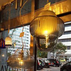 東京青山 照明専門店ルシーバ 展示商品 イタリア製ペンダントライト