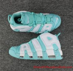 W Air More Uptempo Metallic Silver | Sneakers Nike Donna | Promise Checking
