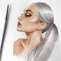 #fashionillustration #fashionblogger #fashion #artist #artwork #art #illustrator #illustration #fashionillustration #watercolor