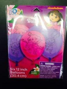 Dora the Explorer Balloons