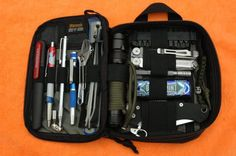 If you believe in preparedness, you probably have a 72-hour bag (bug-out bag). You likely have some water and food stored in your home. Hopefully you have at least two escape routes and maybe a bug out location (even if it's a friend or relative's house).
