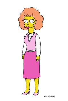 R.I.P. Maude Flanders! Ned, Rod and Todd were so sad to lose you!