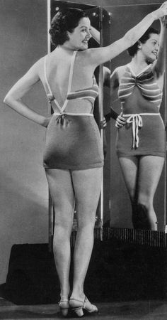 1930's Bathing suit