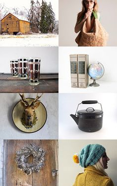 winter days by Jessica on Etsy--Pinned with TreasuryPin.com