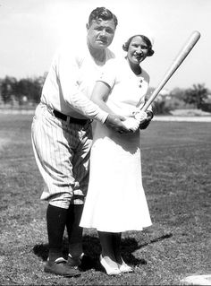 Babe & Claire Ruth