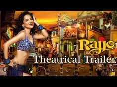 Kangna as RAJJO (Upcoming) - Theatrical Trailer - Four Pillars Entertainment