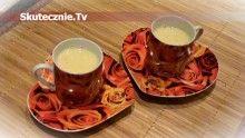 Biała czekolada do picia -na zimno i na gorąco