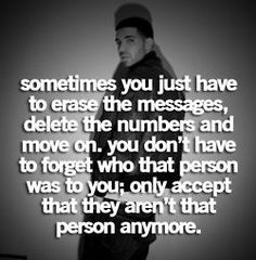 If that is Drake behind the words. And the quote is good for anything. Leaving a job or a friendship or a house or a country or a city or any type of change. Cute Quotes, Great Quotes, Quotes To Live By, Funny Quotes, Inspirational Quotes, Hard Quotes, Amazing Quotes, Daily Quotes, Motivational Quotes