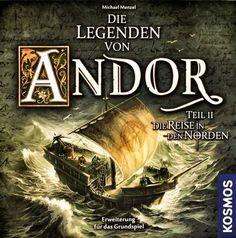 Die Legenden von Andor - Teil II, Die Reise in den Norden