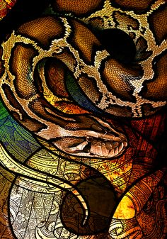 Burmese Python by Culpeo-Fox on DeviantArt Diy Tattoo, Tattoo Ideas, Tattoo Designs, Snake Painting, Terrarium Reptile, Snake Wallpaper, Burmese Python, Les Reptiles, Snake Art