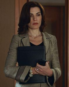 The Good Wife Season 5 Outfits, Explained by Costume Designer Daniel Lawson - Season 5, Episode 3: Rena Lange from #InStyle