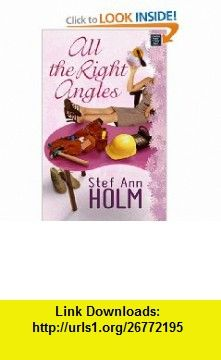 All the Right Angles (Center Point Premier Romance (Large Print)) (9781602853294) Stef Ann Holm , ISBN-10: 1602853290  , ISBN-13: 978-1602853294 ,  , tutorials , pdf , ebook , torrent , downloads , rapidshare , filesonic , hotfile , megaupload , fileserve