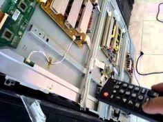 LG50PT250 Repair - YouTube