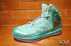 super popular aec04 7783d Nike Air Max Hyperposite 'Statue of Liberty'. #sneakers #kicks #shoes