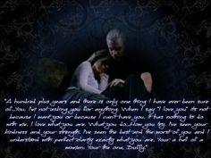 Buffy & Spike <3 Buffy the Vampire Slayer Love