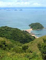 Isla Taboga, Panama- The most peaceful place on the planet. So glad I was able to visit this place while in the U.S. Army in 1988.
