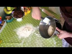 BEZLEPKOVÉ ROHLÍKY - YouTube Cotton Candy, Sweet, Youtube, Pizza, Food, Candy, Essen, Meals, Youtubers