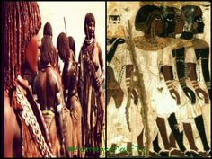 African Tradicional people. Culture milenar Pharaonique. Kemet