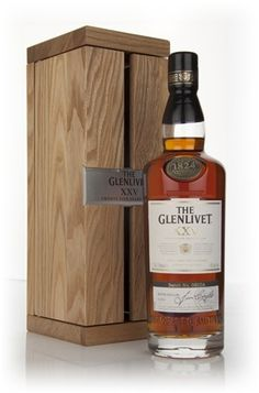 The Glenlivet 25 Year Old - Master of Malt