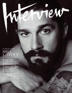 Interview Magazine | Shia LaBeouf