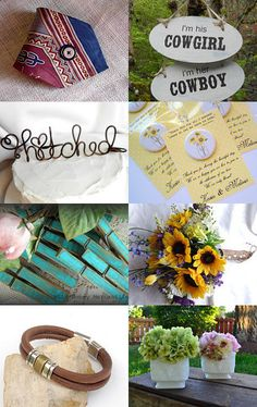 country wedding --Pinned with TreasuryPin.com