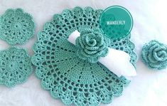 Crochet Earrings, Crochet Toys, Crochet Patterns, 35, Crafty, Table Decorations, Jewelry, Glow, Paper Towel Holder