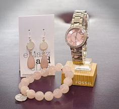Mother's+Day+Giveaway+-+Watch+and+Jewelry+Set