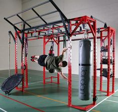 Functional Training Rigs | You're going in my gym too.