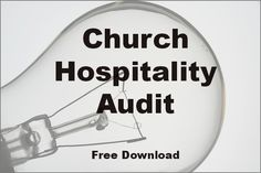 Church Hospitality Audit for 2014 is Released Church Interior Design, Church Stage Design, Church Welcome Center, Church Ministry, Ministry Ideas, Church Outreach, Church Fellowship, Effective Prayer, Church Office